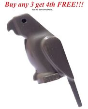 ☀️NEW Lego Friends Animal Pet OLD DARK GRAY PARROT Statue Pirate Minifig Bird