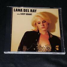 Lana Del Ray CD AKA Lizzy Grant Lana Del Rey