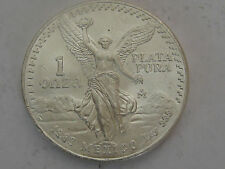 Mexico Libertad Onza 1983 1 oz silver bullion coin