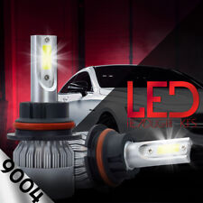 XENTEC LED HID Headlight kit 9004 HB1 6000K for Nissan Quest 1993-1995