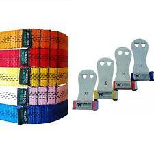 Premium Gymnastics Bar Loops, hand grip, palm protectors, hand guards