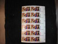 US Postage Stamps  12 STAMP Sheet Scott  #1468 MAIL ORDER  8 Cent  MNH