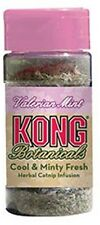 Kong Botanicals rechargeables VALERIAN Catnip-Chat-chaton-Cool et Minty Fresh
