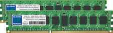 2GB(2x 1GB) DDR3 1333mhz pc3-10600 240-pin ECC Registrada RDIMM SERVIDOR RAM Kit