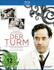 Blu-ray * DER TURM | JAN JOSEF LIEFERS, CLAUDIA MICHELSEN # NEU OVP §