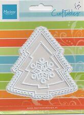 Marianne Design craftables Taglio Goffratura DIE Albero di Natale cr1227 ridotto *