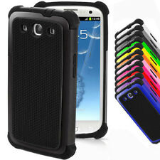 New Shockproof Hybrid Impact Rubber Hard Case Cover For Samsung Galaxy S3 i9300