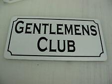 GENTLEMANS CLUB Sign 4 Man Cave neon dance bar Motorcycle Stripper peep show