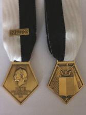 Médaille de la libération de METZ 1944 avec barrette et ruban - Refrappe qualité