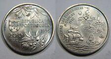 PORTUGAL: 200 Escudos 1995 ILHAS DAS ESPECIARIAS - MOLUCAS 1512 S/C