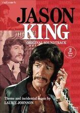 JASON KING original soundtrack 2 x CD box set. New sealed.