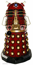 The Supreme Dalek (Rojo) Doctor Doctor Who lifesize Standee RECORTADO DE CARTÓN