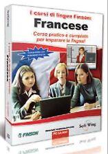 I CORSI DI LINGUA FINSON: FRANCESE nuovo