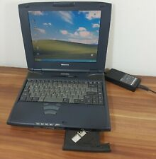 Win 95 98 XP Notebook Toshiba 2610CDT Floppy Diskettenlaufwerk + CD VINTAGE
