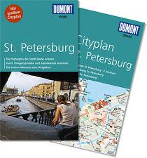 St. Petersburg Russland 2012 UNGELESEN Reiseführer + Extra Karte  Dumont direkt