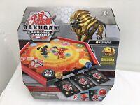 Bakugan Battle Arena Armored Allinace New & Sealed