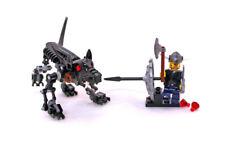 Lego Vikings Set 7015-1 Viking Warrior challenges 100% complete + instructions
