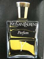 PUBLICITÉ DE PRESSE 1978 PARFUM Y DE YVES SAINT LAURENT