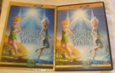 Secret of the Wings (Blu-ray/DVD, 2012, 2-Disc Set) lenticular slipcover