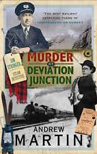 ANDREW MARTIN, JIM STRINGER. MURDER AT DEVIATION JUNCTION. 9780571229666