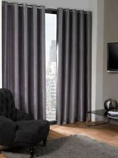 Unbranded Jacquard Solid Curtains