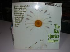 33 TOURS / LP--THE RAY CHARLES SINGERS (IMPORT ESPAGNOL)