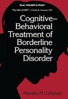 Cognitive-behavioral Treatment Of Borderline Personality Disorder Linehan  Marsh