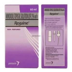 Regaine Minoxidil 2% Scalp Solution Hair Loss for Women Regular Strength 60 ML