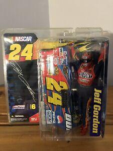 Jeff Gordon McFarlane Action Figure Series 6 Nascar #24 Dupont