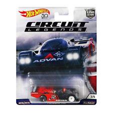 Hot Wheels FPY86-29 Porsche 962 ADVAN #25 rot/schwarz-Circuit Legends 1:64 NEU!°