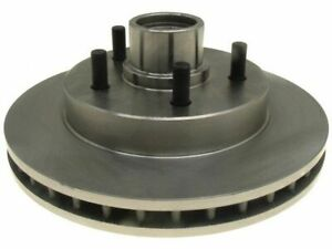 For 1988-1994 GMC C1500 Brake Rotor and Hub Assembly Front Raybestos 71863QG