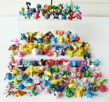 Pokemon Monsters Mini Figure Figurines Toys 96pcs Random Mixed Lot
