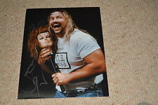 AL SNOW signed Autogramm 20x25 In Person WWE WRESTLING WCW