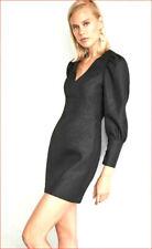 new BCBG MAXAZRIA women dress CBF62P75-H0M 102018 black gold sz 2 $298