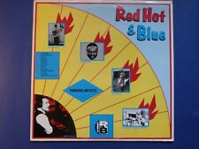 RED HOT & BLUE - CHARLY COMPILATION - VINYL LP