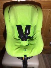 Sommerbezug Schonbezug Frottee für Joie Spin 360 NEU grün
