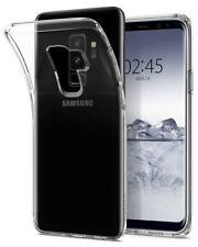Custodia Samsung Galaxy S9 PLUS 2018 Cover Trasparente Protettiva Spigen in TPU