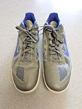 "Nike ""Hyperfuse"" gray and blue, running shoes. Men's 14 (eur 48.5)"