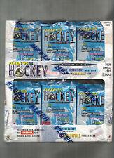 1994-95 FLEER HOCKEY MAGAZINE RETAIL BOX 24 PACKS RARE FORSBERG ROOKIE SENSATION