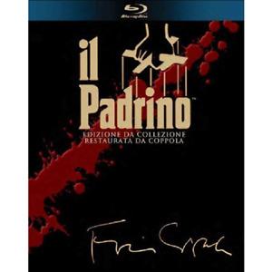 IL PADRINO Trilogia (Ed. Restaurata) (4 Blu-ray)