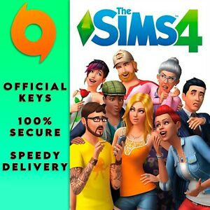 The Sims 4 Base Game + All Expansions (+SNOWY ESCAPE) Origin Codes PC