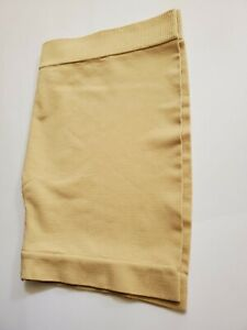 BASIC plain Seamless Stretch workout yoga Activewear Bike Shorts Solid Color