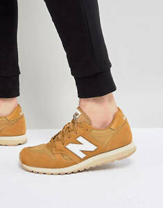 NEW BALANCE Men's 520 CLASSICS Athletic Shoes - U520BF - TAN - Size 8.5 - NIB