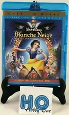 Blu-Ray - Disney - Blanche neige et les 7 nains - Collection diamant -Comme NEUF