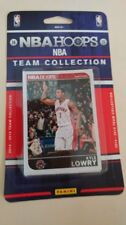 2014-15 Panini NBA Hoops Toronto Raptors Team Set 9 Cards Lowry DeRozen Ross