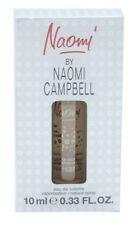 NAOMI CAMPBELL NAOMI EAU DE PARFUM 10ML SPRAY - WOMEN'S FOR HER. NEW