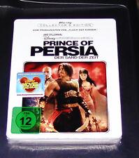 PRINCE OF PERSIA DER SAND DER ZEIT STEELBOOK EDITION BLU RAY NEU & OVP