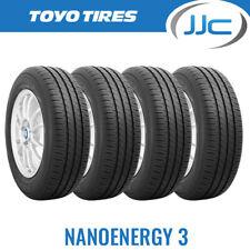 4 x 155/70/13 Toyo Nanoenergy 3 Premium Eco Road Car Tyres 155 70 13 75T