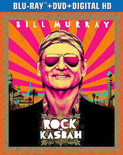 Rock the Kasbah (Blu-ray/DVD, 2016, 2-Disc Set) w/Rare Slipcover