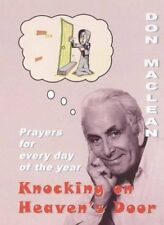 Knocking on Heaven's Door by Maclean, Don Book The Cheap Fast Free Post